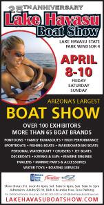 Lake Havasu Boat Show: Click Here