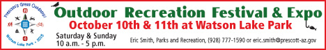 City of Prescott Parks Expo: Click Here