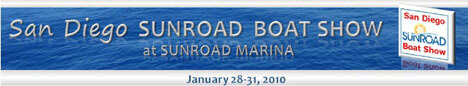 San Diego Sunroad Boat Show: Click Here