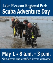 Lake Pleasant Park Scuba Day 2010: Click Here