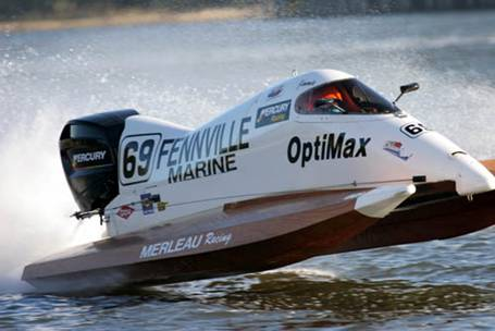 Champ Boat Grand Prix Series To Tempe Town Lake