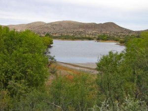 Arivaca Lake Photo Courtesy Of Margie Anderson