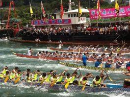 Dragon Boat Racing In Hong Kong By Atmhk
