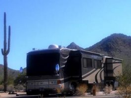 Maricopa County Parks in Arizona offers Free camping