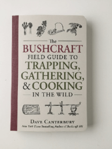 This Bushcraft book covers all the basics and then some.