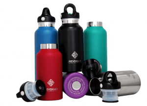 Revomax flasks will keep your drinks ice cold for up to 36 hours, or hot for up to 18.