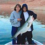 34.5 pound bass