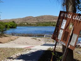 Arivaca Lake Photo Courtesy Nathanial Morrison
