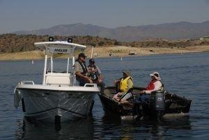 Boating Safety Photo Courtesy Of AZGFD