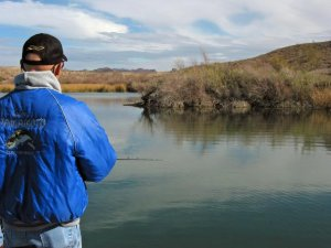 Colorado River Fishing - Photo Courtesy Of Margie Anderson