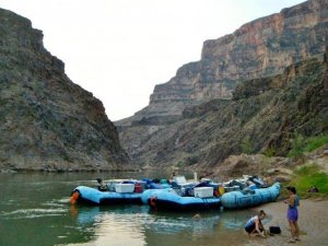 Colorado River Float Trip - Photo Courtesy Of Margie Anderson