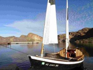 Nathanial Morrison's Boat Photo Courtesy Nathanial Morrison