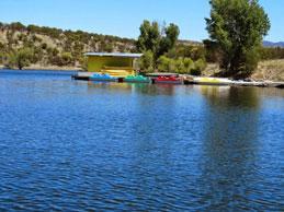Parker Canyon Lake Photo Courtesy Nathanial Morrison