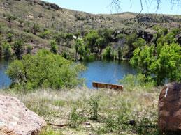 Pena Blanca Lake Photo Courtesy Of Nathanial Morrison