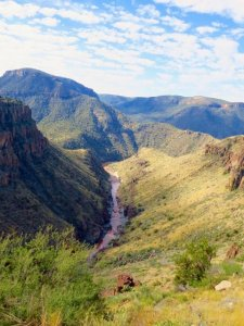 Salt River Canyon - Photo Courtesy Of Margie Anderson