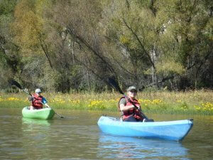 Verde River Kayaking - Photo Courtesy Of Margie Anderson