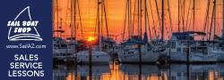 Sailboat Shop - Scorpion Bay Marina, Lake Pleasant