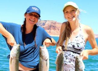 Megan Sparks and Aubry Calkins