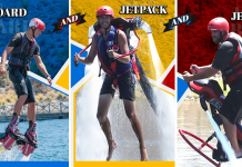 jetboard, jetpack and jetbike