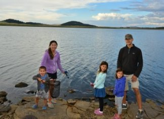 Arizona Family Fishing