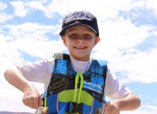 Lake Powell Fishing Report Gustaveson