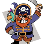 Pirate_Press_Mascot