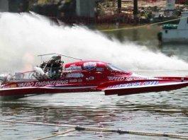 Lucas Oil Drag Boat Racing