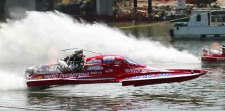 Lucas Oil Drag Boat Racing