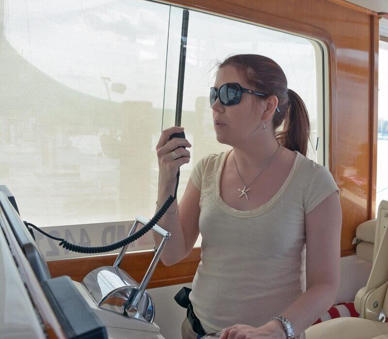 Boaters Need To Know DSC-VHF Radio