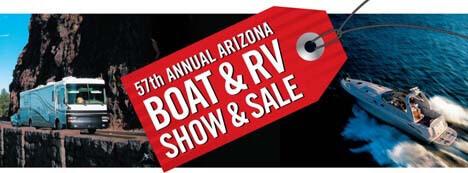 57th Annual Arizona Boat & RV Show
