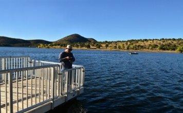 Parker Canyon Lake