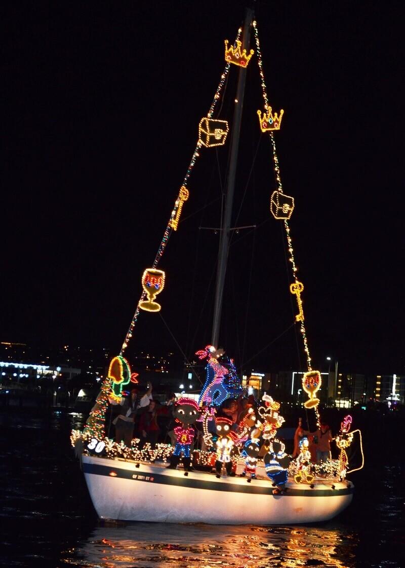 Seafarer, Port Tenant's Award