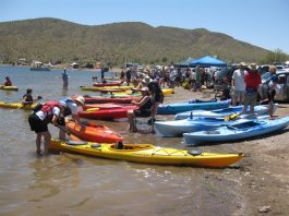 Lake Pleasant Paddle Fest
