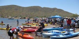 Lake Pleasant Paddle Fest