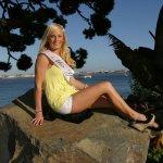 San Diego's International Yellowtail Derby 2011 Queen McKenzie Gordon