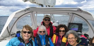 NWSA Women's Sailing Conference