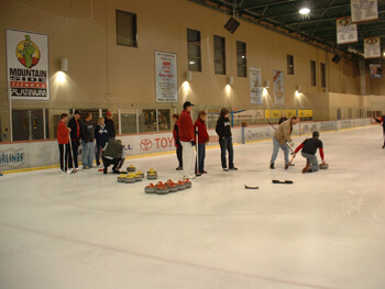 Cool Curling!