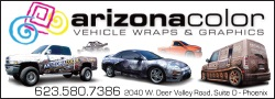 Arizona Business Locations Arizona Color Promotions