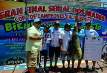 Baja Sur State Fishing Tournament - Loreto