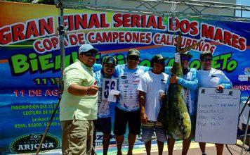 Baja Sur State Fishing Tournament - Loreto