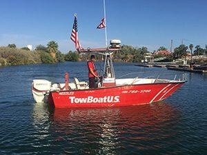 TowBoatUs Needles