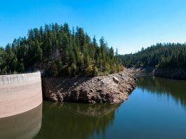 C. C. Cragin Reservoir Closes For Season