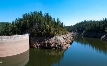 C. C. Cragin Reservoir Closes For Season