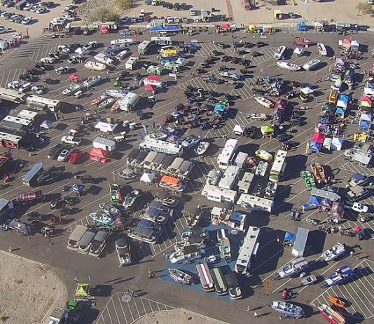 Lake Havasu Sand-Water-RV Expo