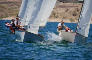 Dave Perry Headlines AYC's 61st Birthday Regatta & Leukemia Cup