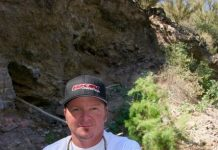 Arizona Lakes, Arizona Pros - Dean Farrell