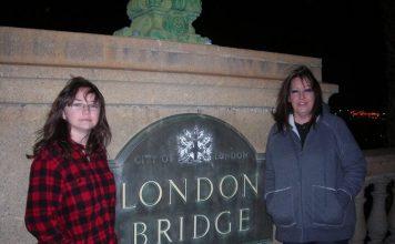 Lake Havasu City London Bridge