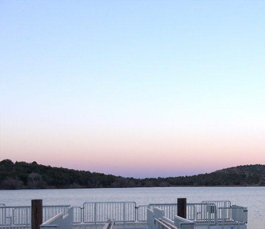 Parker Canyon Lake Has Rainbows
