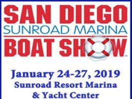 San Diego Sunroad Marina Boat Show 2019