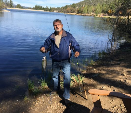AZGFD Fishing Report May 3, 2019